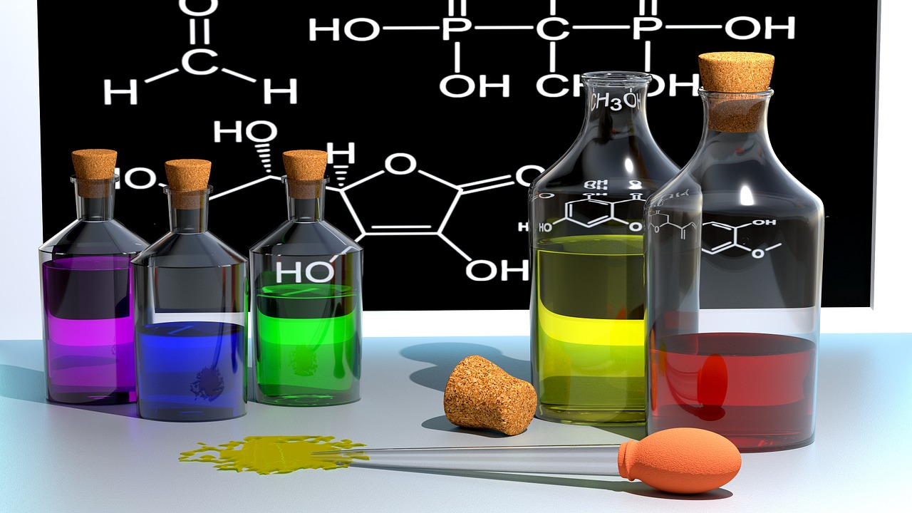 KE1 Kemia omassa elämässä ja elinympäristössä